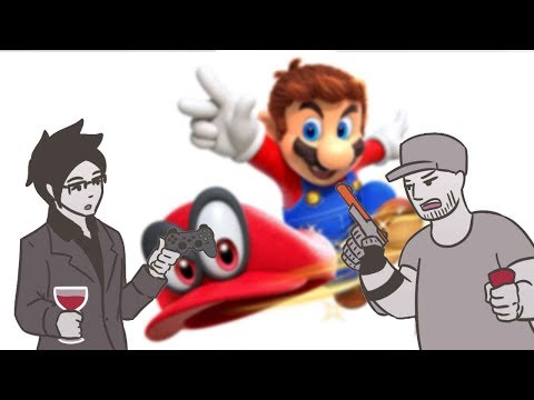 NeoGaf BURNS, Mario Odyssey Hype and Leaks - CvC Nintendo Podcast #95