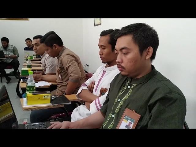 Rapat Evaluasi Kinerja Tengah Tahun, Program Kerja 2019 !!
