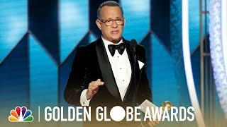 Tom Hanks Receives The Cecil B. Demille Award   2020 Golden Globes