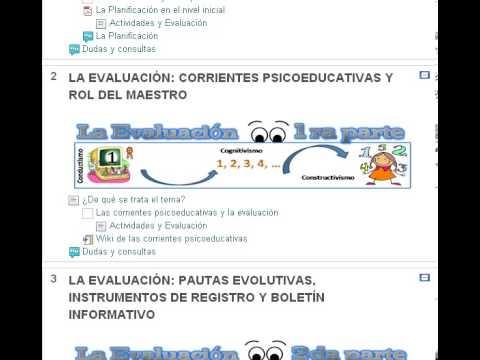 Curso de planificaci n en educaci n inicial youtube for Planificacion de educacion inicial