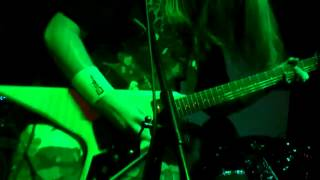 "Hexlust ""Tombs Of The Blind Dead"" Live At The Korova 3/8/13"