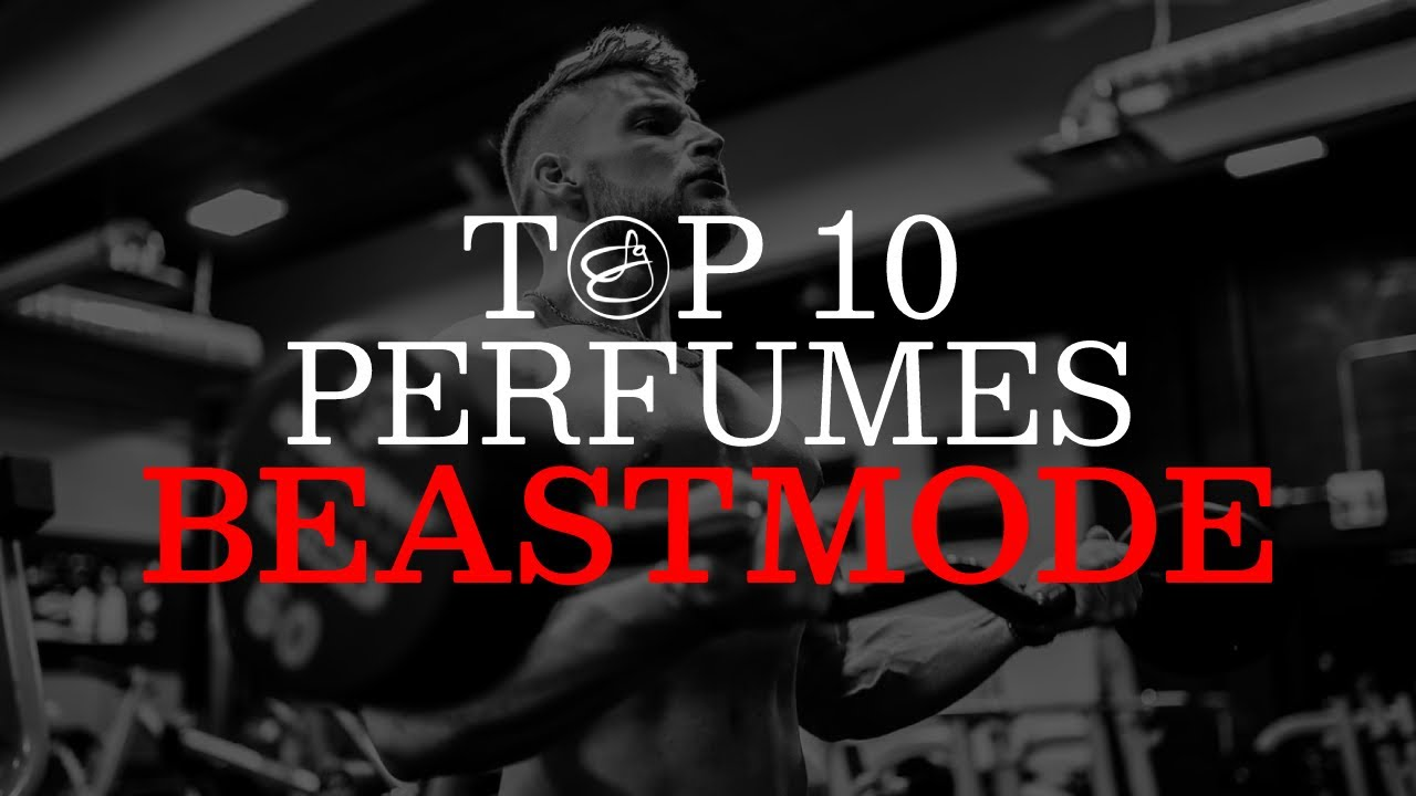 Top 10 Fragancias BEAST MODE - De Diseñador!!!