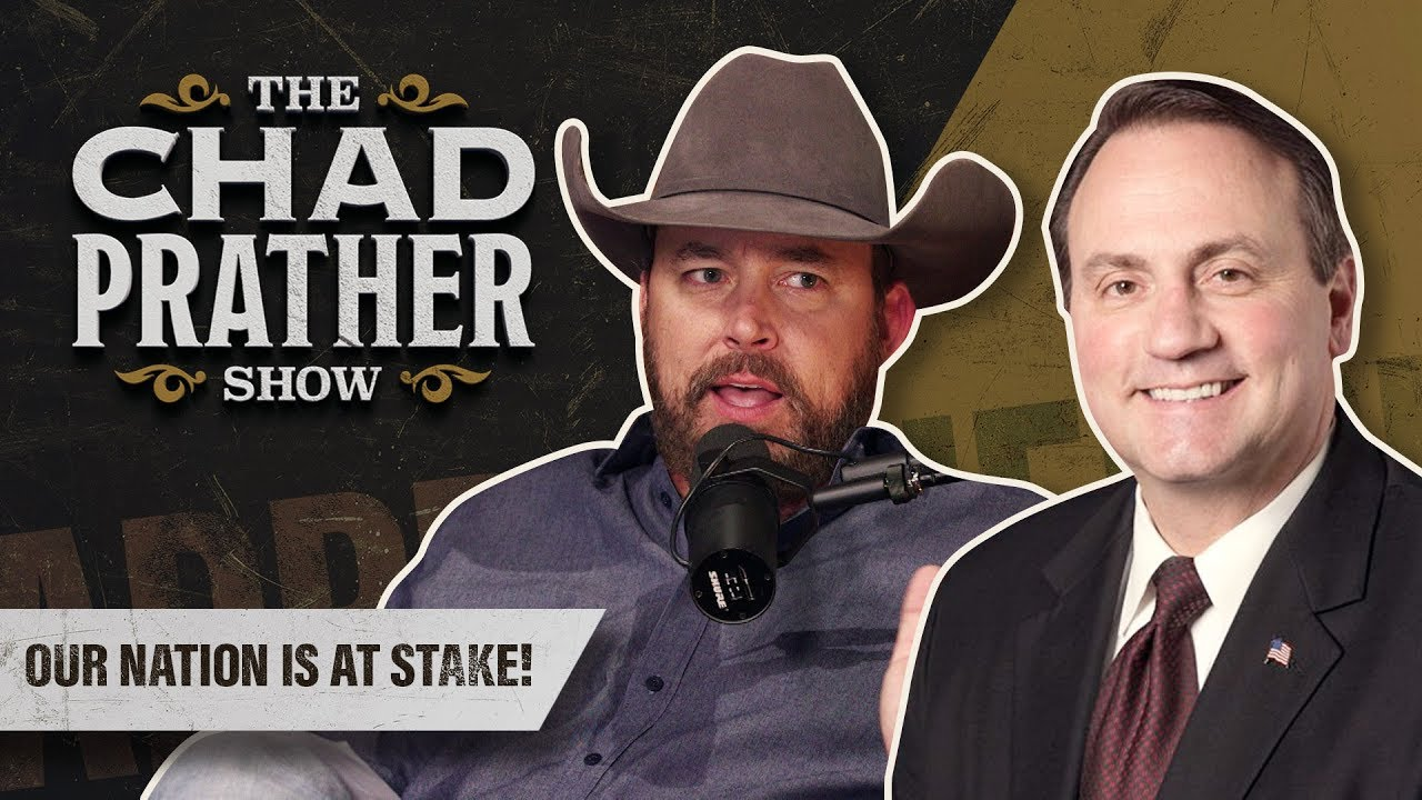 Chad Prather Our Nation Is at Stake! | Guest: Tony Monetti | Ep 92