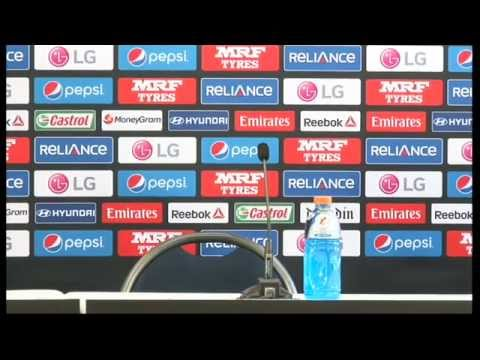 Live Post Match Press Conference Afghanistan v Scotland - Dunedin