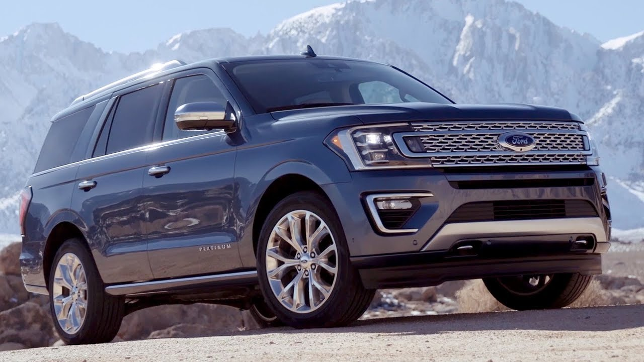 2018 Ford Expedition Platinum - YouTube