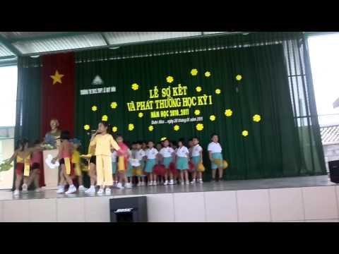Trường Lê Quý Đôn - Múa Alibaba (Đồng Nai)