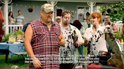 Troy Hobza- Prilosec OTC Picnic Commercial 2013 Larry the Cable Guy
