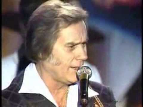 "George Jones -  ""A Picture Of Me Without You"""