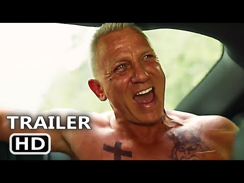 LOGAN LUCKY Trailer (Comedy - 2017) Daniel Craig, Channing Tatum streaming vf