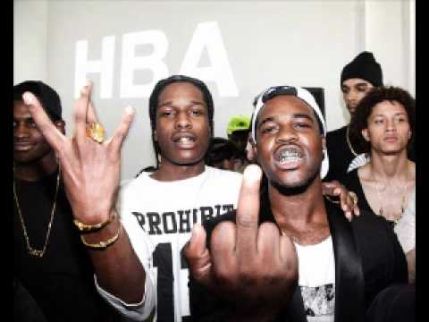 A$AP Rocky and A$AP Ferg-Meagan Good (unreleased track)