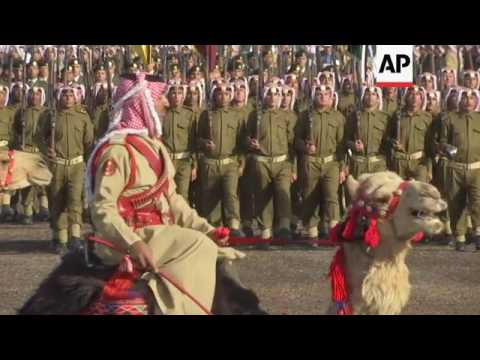 Jordan marks 100 years since Great Arab Revolt