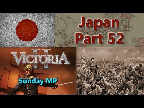 Japan - Victoria II Sunday Multiplayer - Part 52