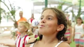 Camping TorreLaSal2, Un Mar de Sensaciones, Verano 2015
