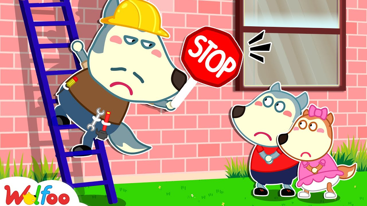 Download Watch Out For Dangers! - Play Safe at Home - Wolfoo Learns Safety Tips for Kids | Wolfoo Family