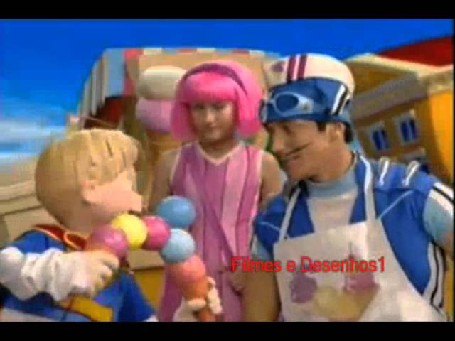 Lazy Town - Quem É Sportacus? (Dublado) Parte (1/2) Travel Video