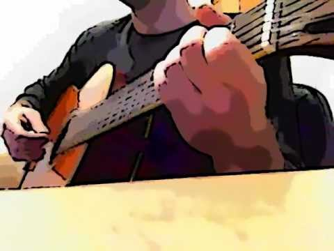 Staind Its Been Awhile Easy Cover With A Classic Guitar Chords