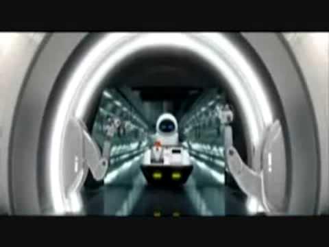 Wall E Trailer Deutsch