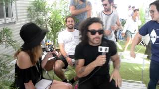 Gang Of Youths Interview At Falls Festival 2015