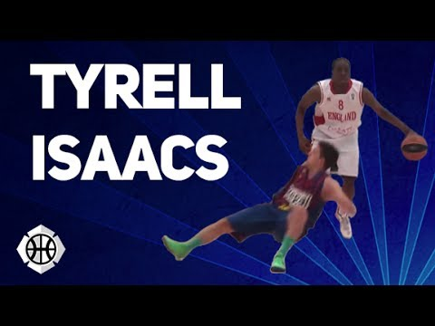 Tyrell Isaacs is a BEAST! 5