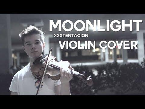 XXXTENTACION - Moonlight - Violin Cover (ItsAMoney)