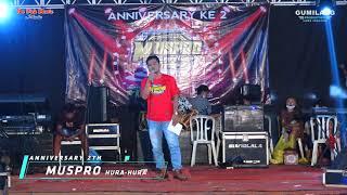 Selamat Ulang Tahun All Artist - The Vich Music Live Gedung Sera Troso Muspro Hura-Hura