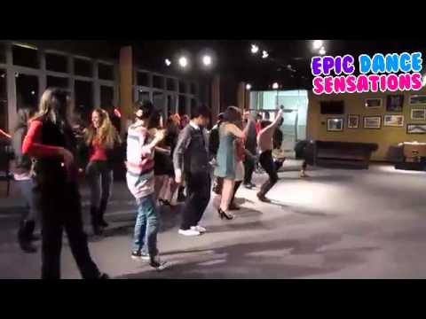 how to dance the cupid shuffle video