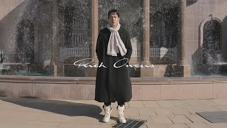 릭오웬스로 꾸민 남자 가을겨울 패션 코디
