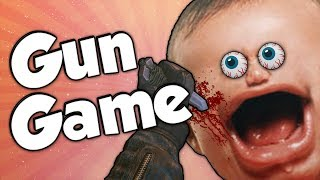 "BO2: Gun Game Reactions ""YOU"