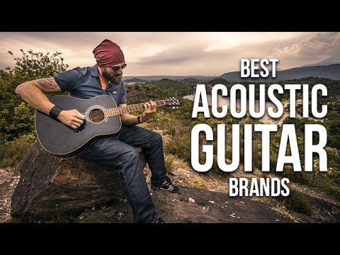 top 5 best acoustic guitar brands of 2017 youtube. Black Bedroom Furniture Sets. Home Design Ideas