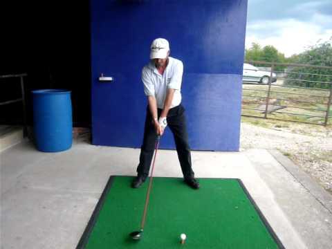 John Hoskison Driver Golf Swing Front Youtube
