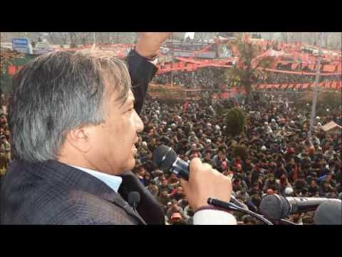 Comrade Mohammed Yousuf Tarigami, MLA Kulgam speaks in J & K Assembly