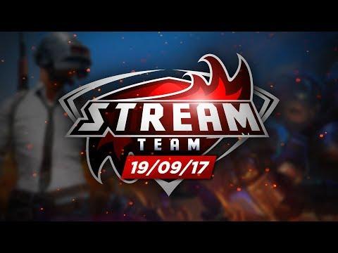 La Soirée de la Stream Team du 19/09/17