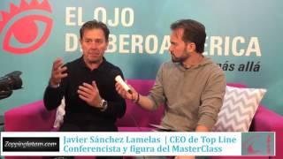 Javier Sanchez Lamelas en El Ojo de Iberoamerica para ZappingLatam