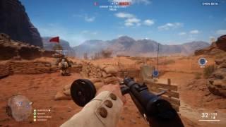 Battlefield 1 Ultra Settings - MSI GS60-6QE - GTX 970M