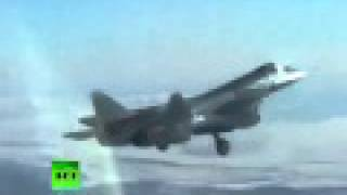 'Russian Stealth' New Look: Video of PAK FA T-50 fighter jet 2nd test flight