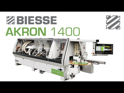 Biesse AKRON 1400 - Single Sided Edgebander