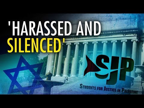 Pro-Palestinian Students Protest During Holocaust Remembrance | Campus Unmasked
