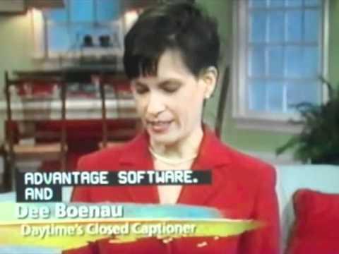 NCRA Realtime Champion Dee Boenau Interviewed on Daytime