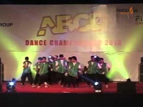 Abcd hip hop dance