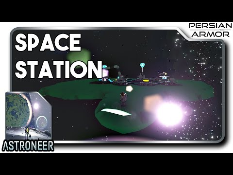 Astroneer Space Station