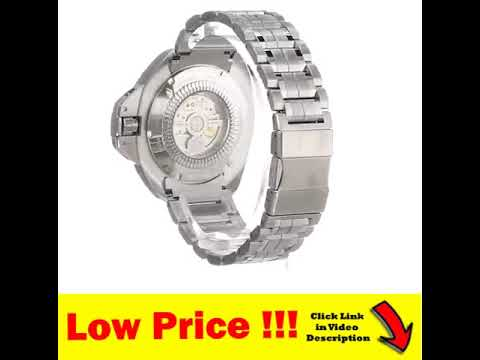 39238f73890 LOW PRICE   Citizen Men s NB1031-53L Grand Touring Analog Display Automatic  Self Wind Silver Watch