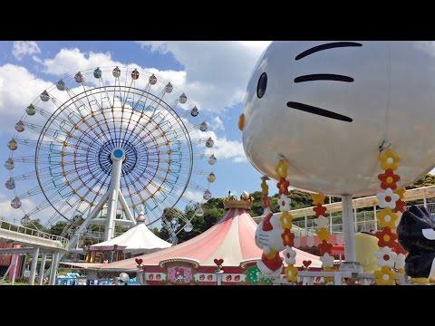 Hello kitty Sanrio Character Park Harmonyland Theme park