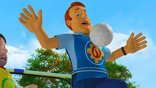 Fireman Sam Full Episodes | FIFA World Cup Special ⚽Sam on the football field  🚒🔥Kids Movie