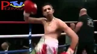 The Pakistani World Champion Boxing Uzzy