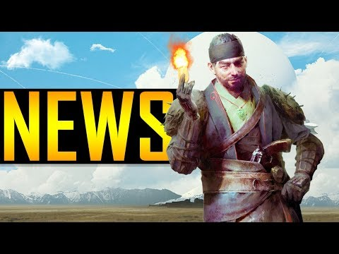 Destiny 2- WOW! BIG DLC UPDATE! 700 Power Tip! thumbnail