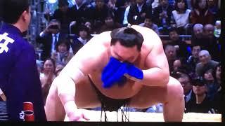 大相撲 #nhk_oozumou   #逸ノ城 #白鵬.