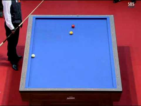 Jasper World Cup 3 Cushion Billiard Korea 2008