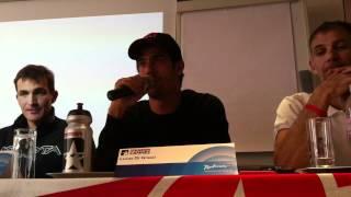 Lucas Di Grassi speaks TriStar Brazil!!!