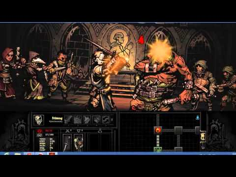 Darkest Dungeon [Смотри-ка пока живые] - 1 часть