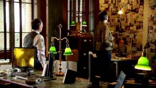 Person of Interest - 1x01 - Pilot - Bande-annonce VOSTFR